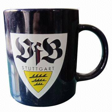 Ceramic Color Changing Mugs with Sublimation, SA8000, SMETA Sedex/BRC/ISO9001 Social Audit Factory