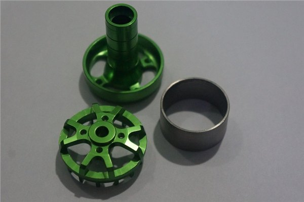 Surface treatment Anodizing(various color)