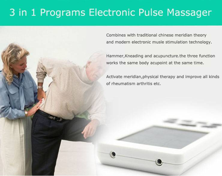 Mixed Work Programs Pulse Massager