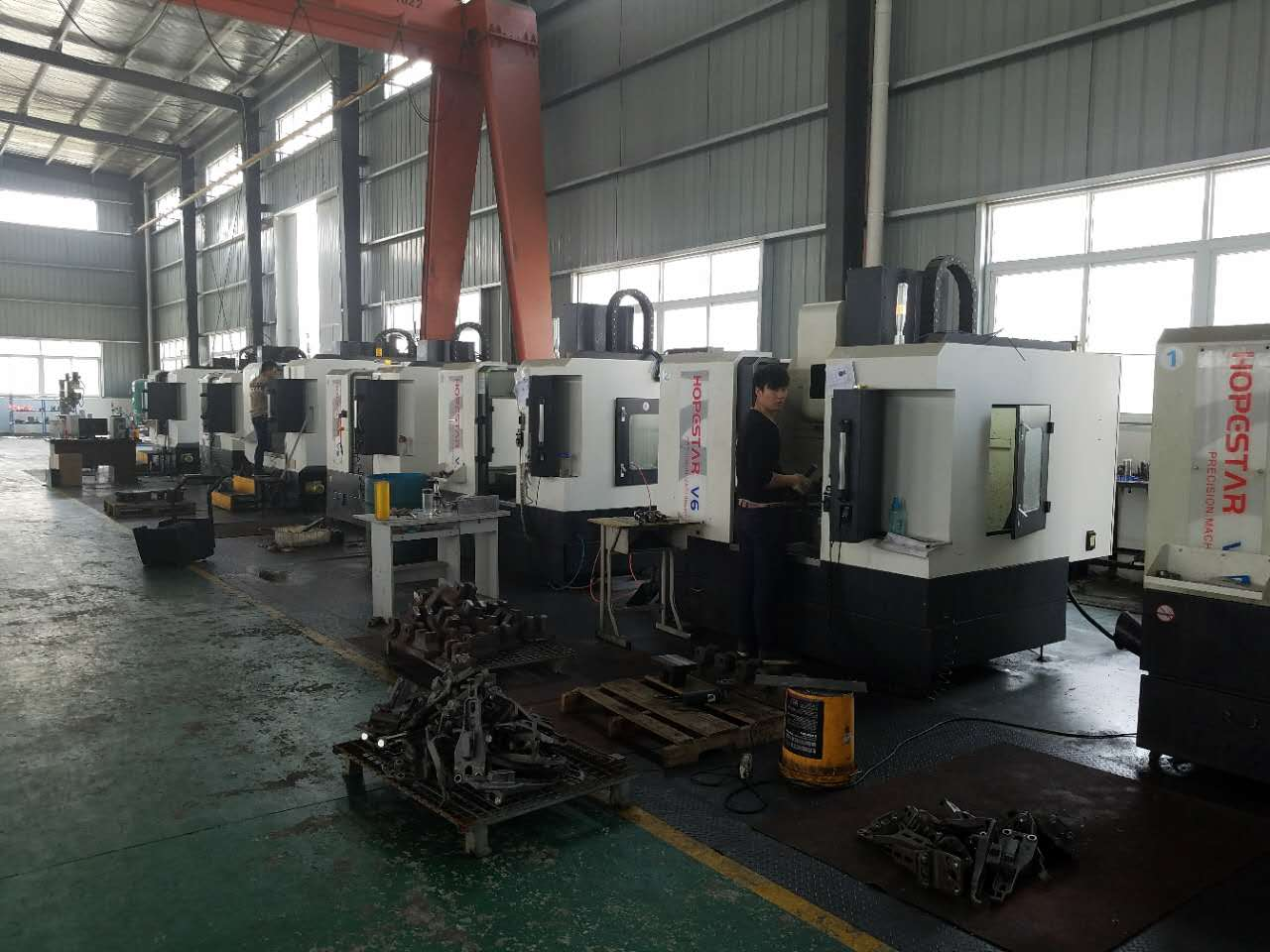 VM series cnc machine tool manufacturers