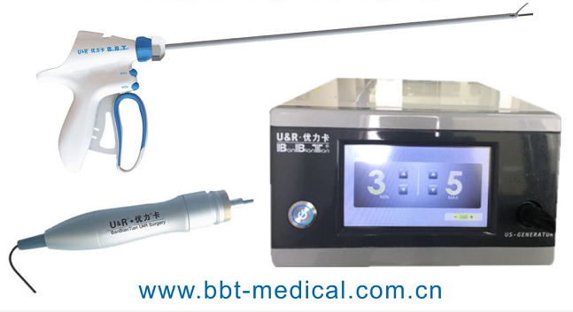 china supplier ultrasonic surgical system for laparoscopic surgery