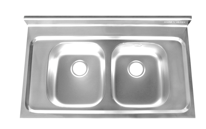 STAINLESS STEEL SINK (SD 1000)
