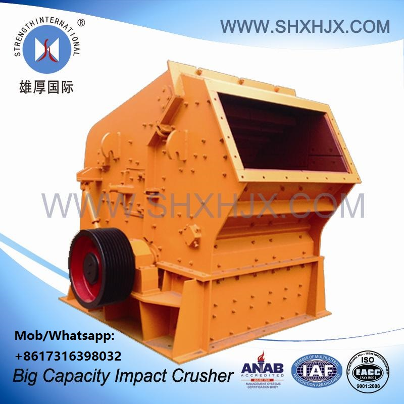 High Quality Impact Crusher For Sandstone And Dolomite
