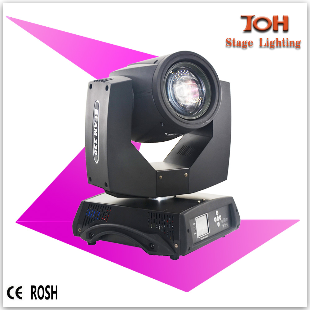 230w beam moving head stage light
