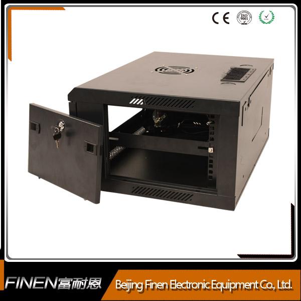 Beijing FINEN Mini camera cctv dvr security 4u 6u 9u wall mount cabinet