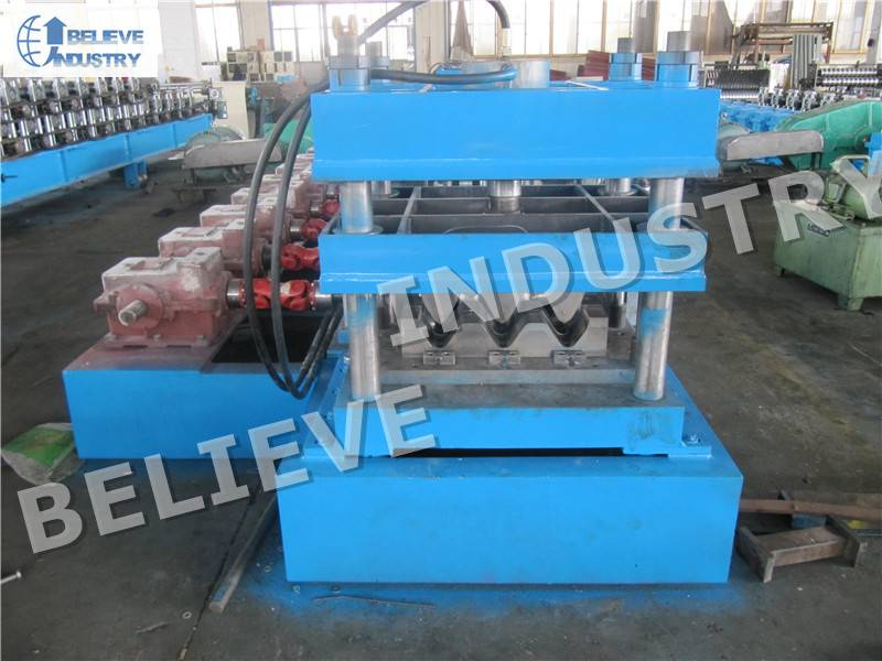 3 Wave Guardrail Roll Forming Machine