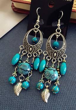 Hot Sell Design Tassel Women Earrings