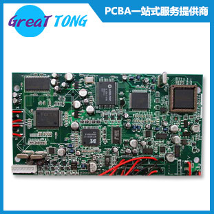 Wireless Power Monitoring Units PCBA-Printed Circuit Board Assembly