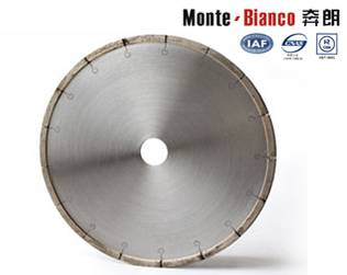 Monte-bianco Diamond cutting disc diamond saw blade for ceramic tiles