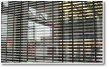Perforated Metal for Safety