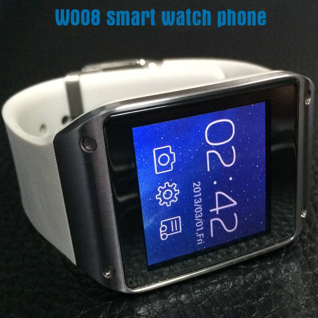 For samsung smart watch with bluetooth for android phones