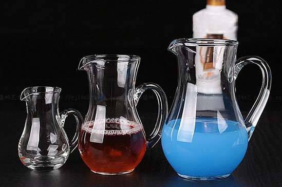 2016 large glassware product,glass wine dispenser