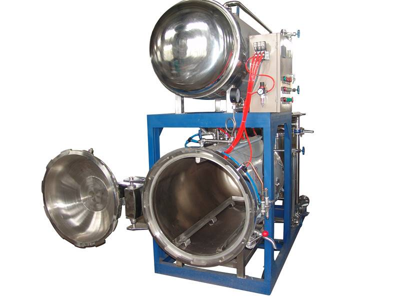 Food Autoclave Retort Machine