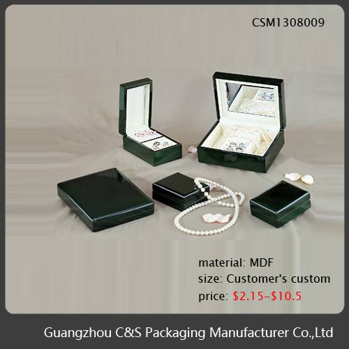 Nice design customize jewelry packaging box