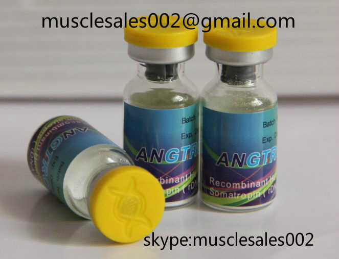 HGH/Top Quality HGH with suitable price/ Angtropin/ Human Growth Hormone
