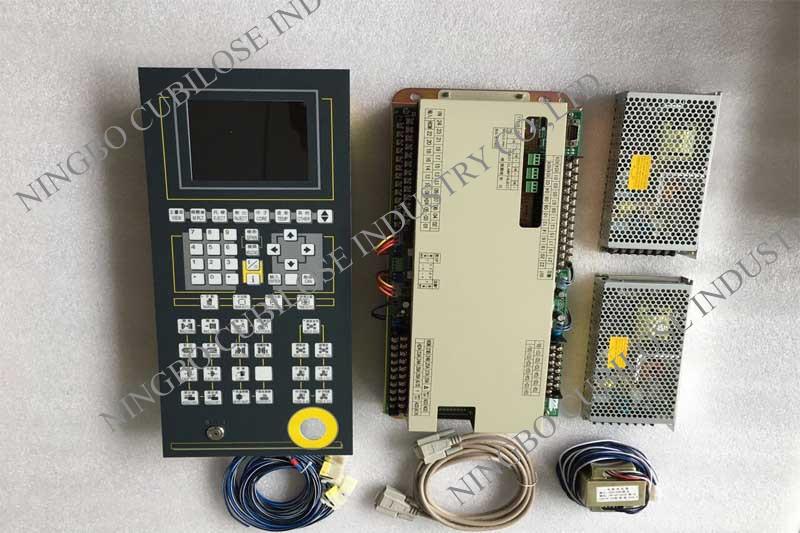 Techmation controller A80
