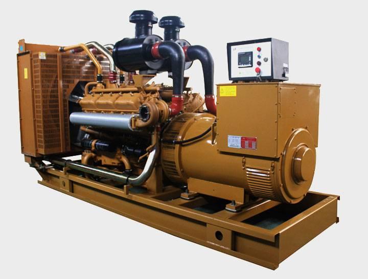Shangchaigufen series diesel generator set 50Kw-700KW