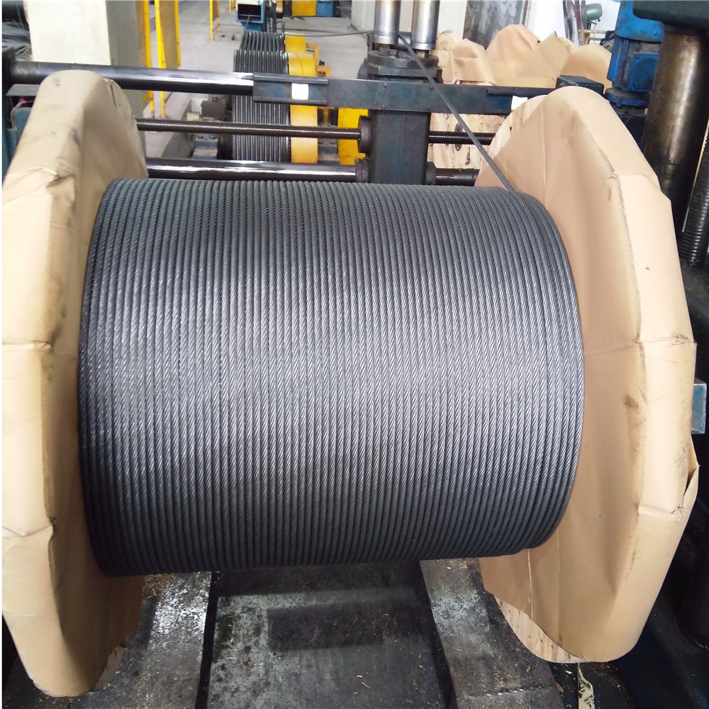 Stainless Steel Wire Rope for Bridge Project