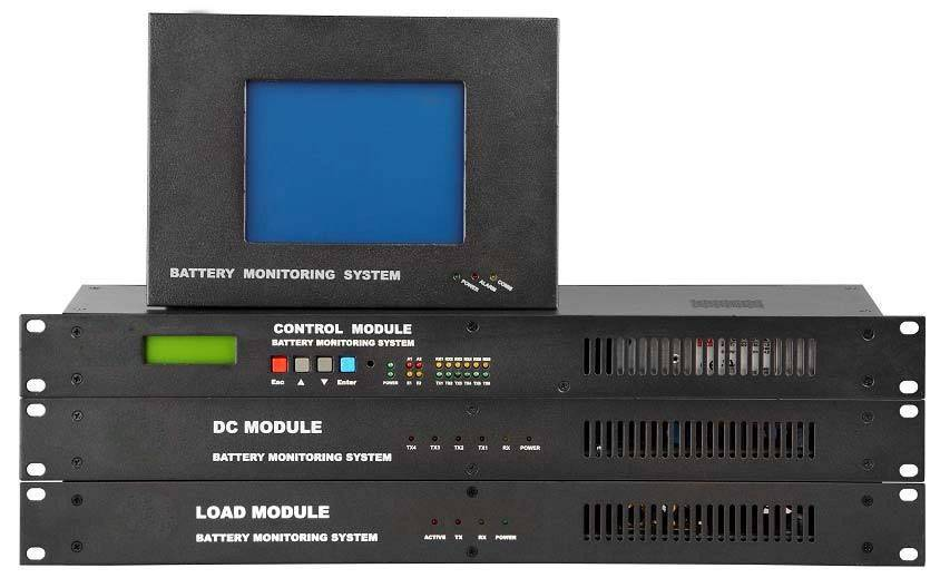 SAT-AMS Battery online monitoring system