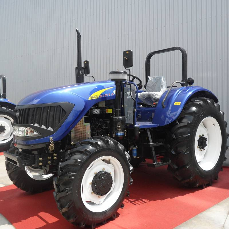 90hp 4wd farm tractor with JpV clutch