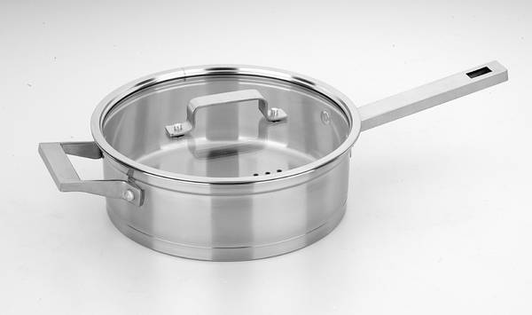 Stainless Steel Frypan Frying Pan