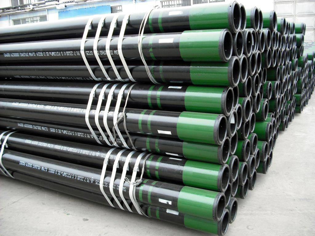 API SPEC 5CT Seamless Steel  Tubes