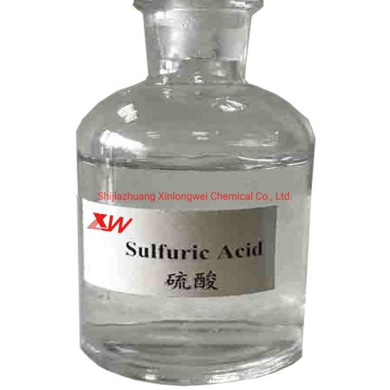 SULFURIC ACID 98.2%