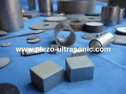 Piezoelectric Ceramic Crystals