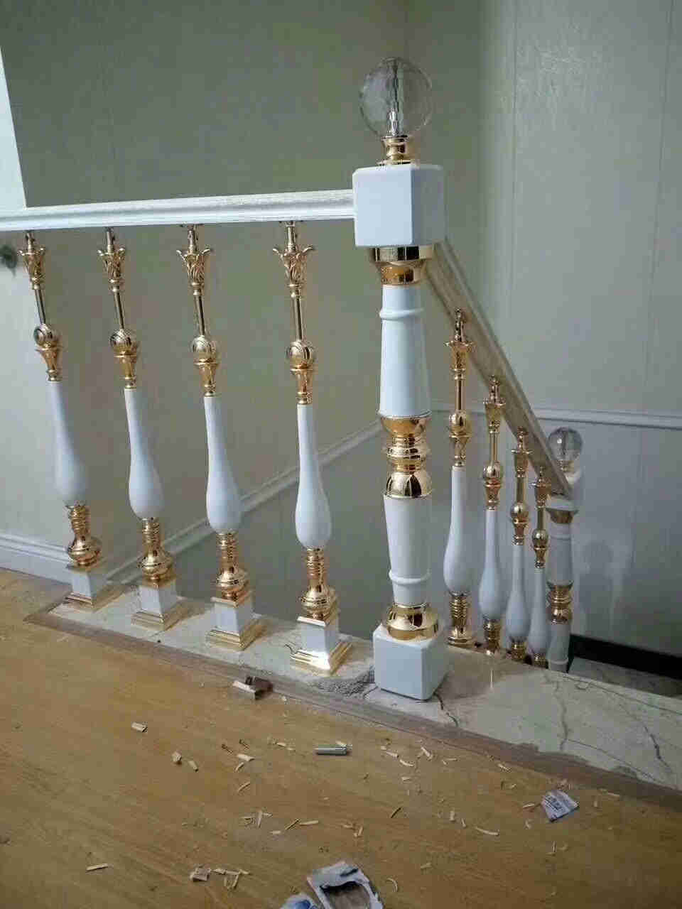 Decorative Metal Stair Pipes