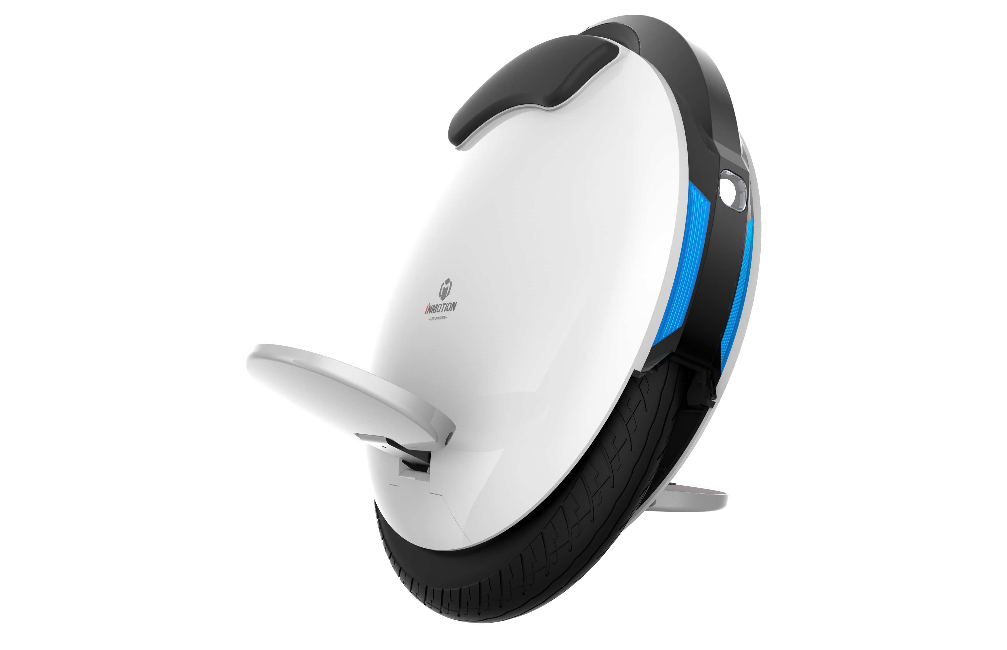 Ultra Thin 14 Inch Electric Unicycle Scooter Folding Handlebar Waterproof