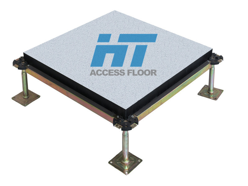HPL Antistatic Raised Floor Calcium Sulphate Core for Bank Office