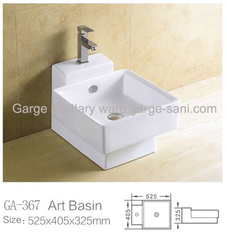 sanitary ware wash basin ceramic basin