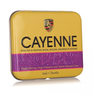 CAYENNE Drops Women Sex Liquid / Water Enhancement--The Best Libido Enhancer