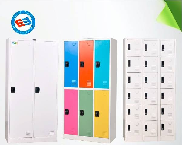 Steel locker knock down Steel office furniture Multiuse factory price best quality