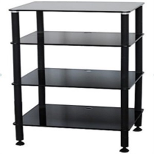 multifunctional glass tv stand