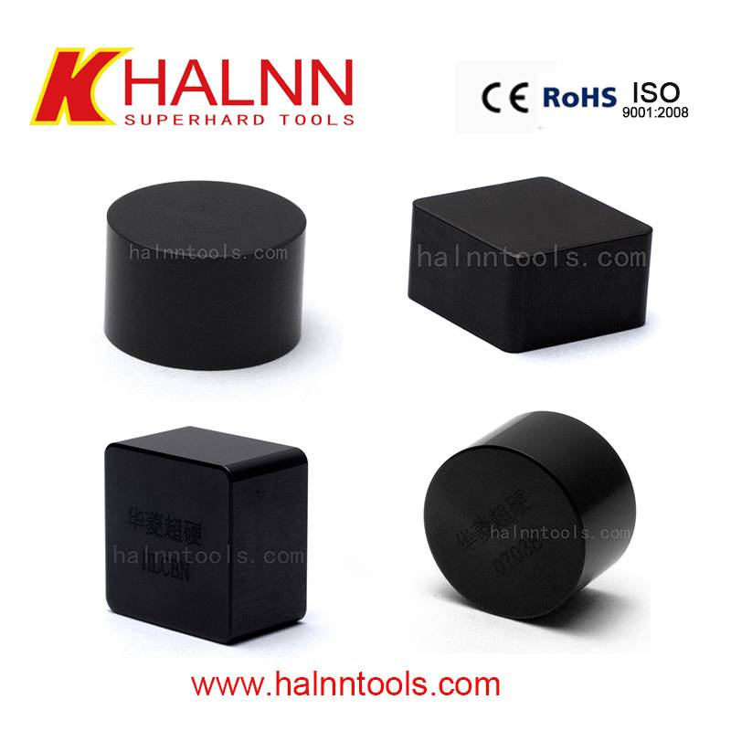 Halnn BN-S20 CBN Cutting Tools hard turning hardened bearing steel instead of Grinding