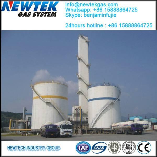 Oxygen Gas Plant Liquid Oxygen Plant