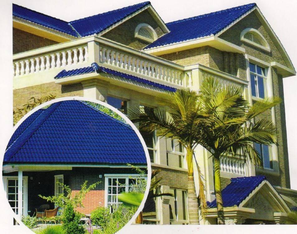 2013 glazed roof tiles for houses 300x400 mm