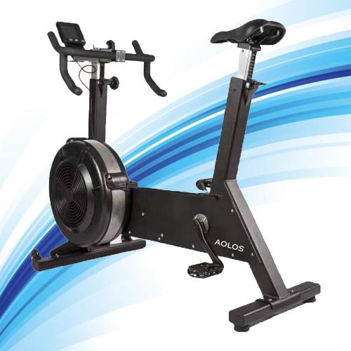 Gym equipment machine-air resistance bike,air bicycle gym equipment,cheap exercise bike
