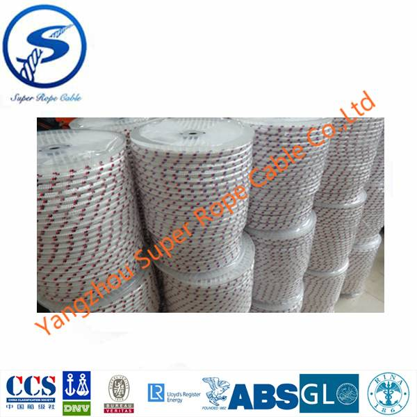 Double Braided Polyester Rope,Polyester Double Braided Rope,Anchor mooring double braided polyester