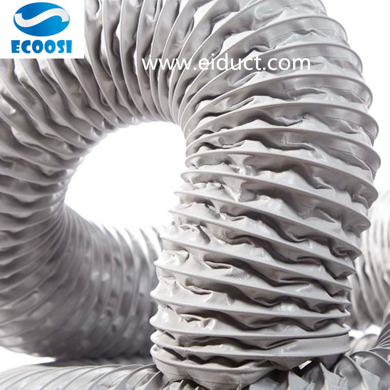 PVC Fabric Air Duct Hose Chemical product hose PVC-coated