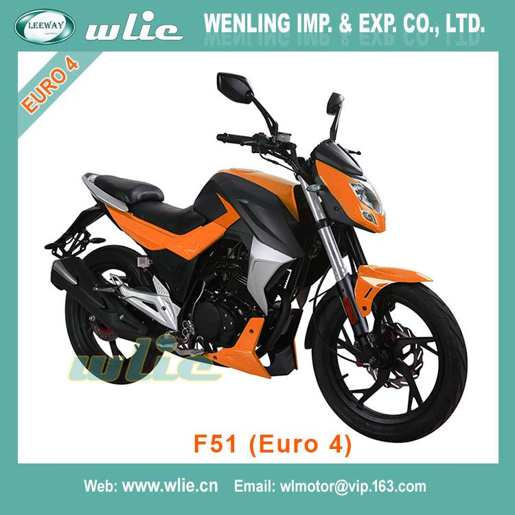 50cc/125cc sport racing motorcycle F51 (Euro 4)