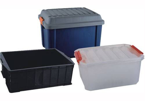 plastic container mould and plastic parts in Huangyan China