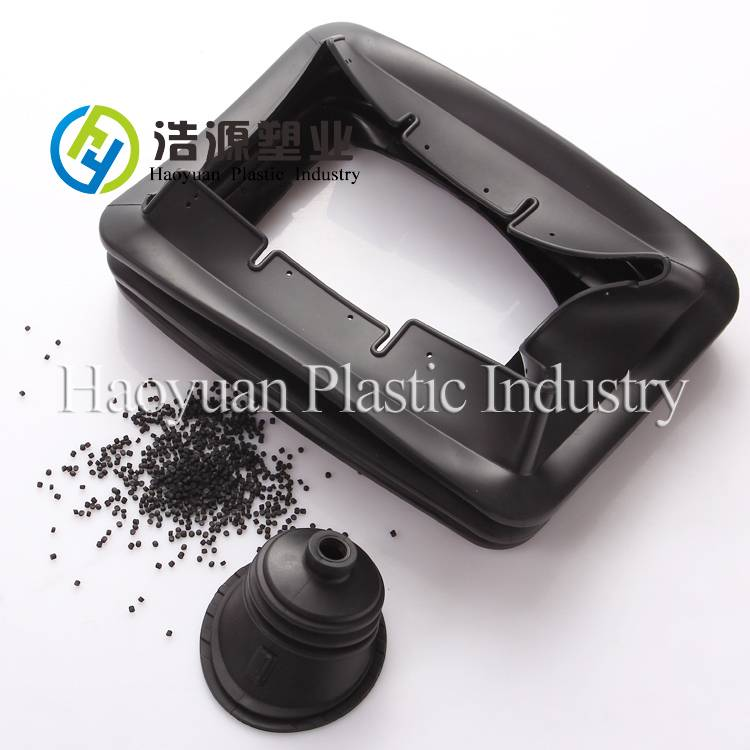 Cheap Oil tesistant pvc pellet for injection car fitting
