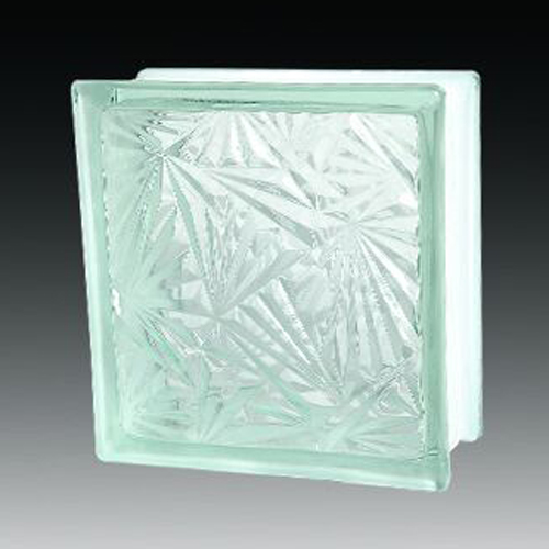 Diamond glass block cheap price building brick