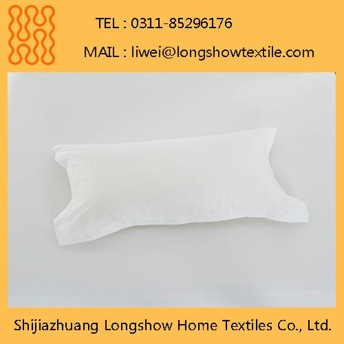 Wholesale 200TC 100%cotton Hotel Bedding Pillow Case