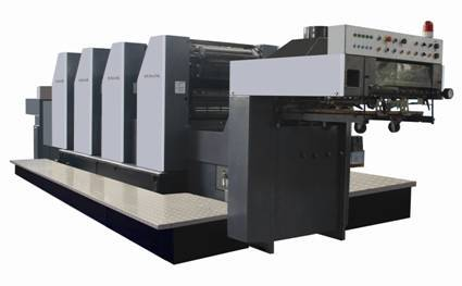 Solna25 AL series sheetfed offsetprinting press