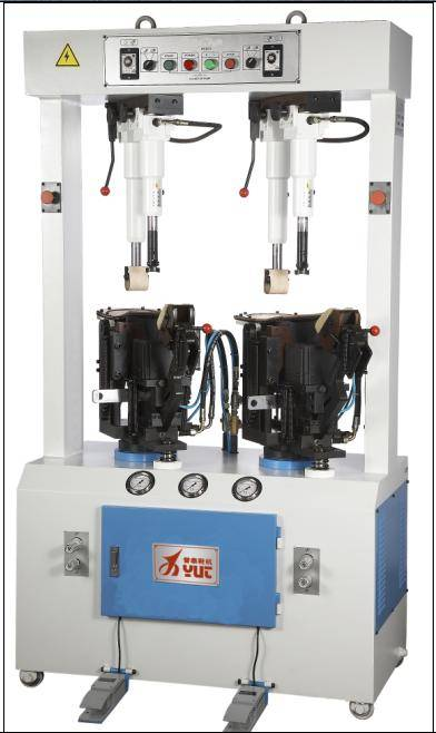 DS-603 Universal Hydraulic Sole Attaching Machine
