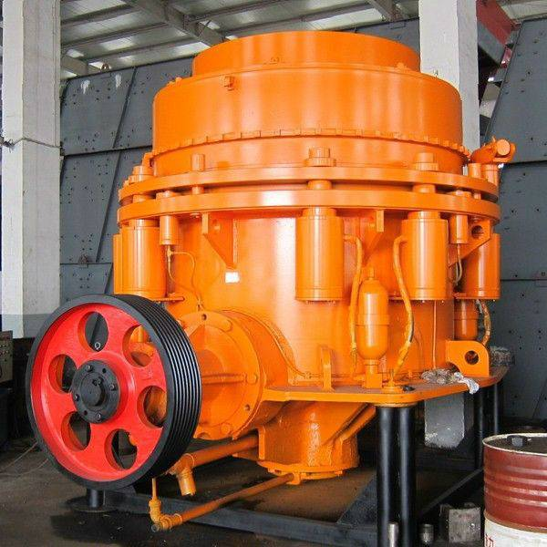 hydraulic cone crusher for sale in China