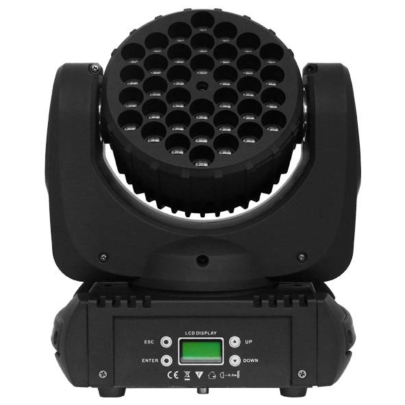 CREE RGBW LED Beam Moving Head Light 36pcs 3W 10% Discount Free Shipping